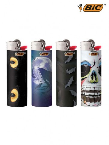 BIC Lighters Animate Animals Character Edition Series 50 CT