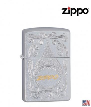 Zippo Gold Script 29512