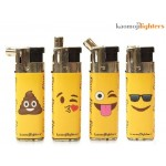 Kaomoji Lighter gas