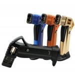 ScorchDualJet Flame 25X SeriesWindproof Multipurpose Butane Torch Lighter